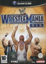 WWE WrestleMania XIX GameCube cover (GW9P78)