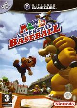 Mario Superstar Baseball GameCube cover (GYQP01)