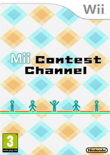 Mii Contest Channel Channel cover (HAPP)