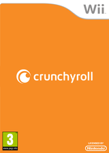 Crunchyroll Channel cover (HC4P)