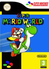 Super Mario World VC-SNES cover (JAAP)