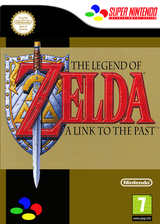 The Legend of Zelda: A Link to the Past VC-SNES cover (JADD)