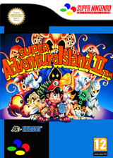 Super Adventure Island II VC-SNES cover (JD8P)