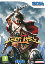 Shining Force II VC-MD cover (MB6P)