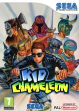 Kid Chameleon VC-MD cover (MBCP)