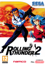 Rolling Thunder 2 VC-MD cover (MBRP)