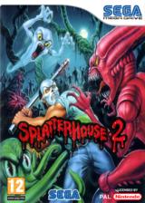 Splatterhouse 2 VC-MD cover (MCJP)