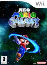 Neo Mario Galaxy CUSTOM cover (NMGP01)