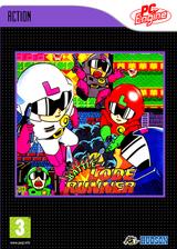Battle Lode Runner VC-PCE cover (PAHP)