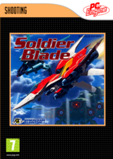 Soldier Blade VC-PCE cover (PALP)