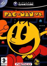 Pac-Man vs. GameCube cover (PRJP01)