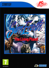 SimEarth: The Living Planet VC-PCE cover (QA3P)