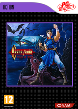 Castlevania: Rondo of Blood VC-PCE cover (QAPL)