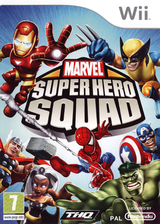 Marvel Super Hero Squad Wii cover (R38Y78)