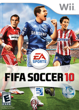FIFA Soccer 10 Wii cover (R4RZ69)