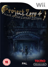 Fatal Frame IV: Mask of the Lunar Eclipse CUSTOM cover (R4ZP01)