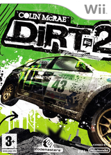 Colin McRae: DiRT 2 Wii cover (R69P36)