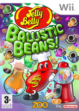 Jelly Belly Ballistic Beans Wii cover (R7BP7J)