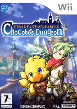 Final Fantasy Fables: Chocobo's Dungeon Wii cover (R7FPGD)