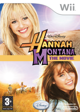Hannah Montana: The Movie Wii cover (R8HP4Q)