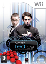 WSC Real 09: World Snooker Championship Wii cover (R9WPSP)
