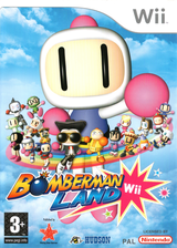 Bomberman Land Wii Wii cover (RBBP99)