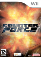 Counter Force Wii cover (RCTPGT)