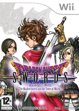Dragon Quest Swords: The Masked Queen and the Tower of Mirrors Wii cover (RDQPGD)