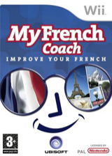 My French Coach: Improve Your French Wii cover (REFP41)