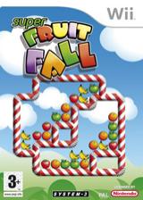 Super Fruit Fall Wii cover (RF4P6M)