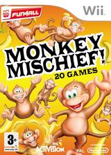 Monkey Mischief! 20 Games Wii cover (RFVP52)