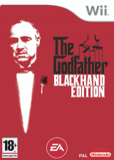 The Godfather: Blackhand Edition Wii cover (RGFP69)