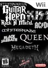 Guitar Hero III Custom: Rock & Metal CUSTOM cover (RGRM52)