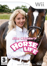 Horse Life 2 Wii cover (RH5PKM)