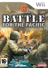 The History Channel: Battle for the Pacific Wii cover (RHCP52)