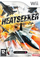 Heatseeker Wii cover (RHSY36)