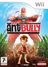 The Ant Bully Wii cover (RI3P5D)