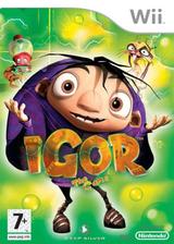 Igor: The Game Wii cover (RIBPKM)