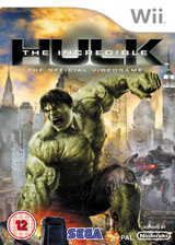 The Incredible Hulk Wii cover (RIHP8P)