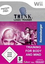 Think Logic Trainer Wii cover (RJ9XML)