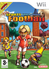 Kidz Sports: International Football Wii cover (RKTXUG)