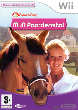 Horse & Pony: My Riding Stables Wii cover (RL2HMN)