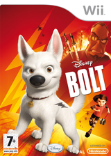 Bolt Wii cover (RLUX4Q)