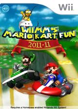 Wiimms MKW Fun 2011-11.pal CUSTOM cover (RMCP12)