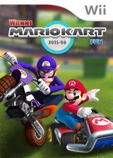 Wiimms MKW-Fun 2015-08.pal CUSTOM cover (RMCP29)