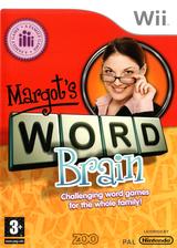Margot's Word Brain Wii cover (RMIP7J)