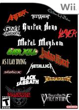 Guitar Hero III Custom:Metal Mayhem CUSTOM cover (RMMP52)