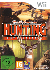 North American Hunting Extravaganza Wii cover (RN6P7J)