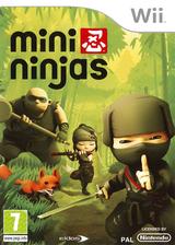 Mini Ninjas Wii cover (RNJP4F)