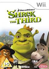 Shrek The Third Wii cover (RSKP52)